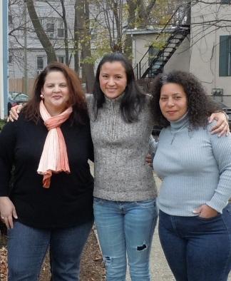 MariNegron, YadiraDeLaRiva, LauraDiPiazza